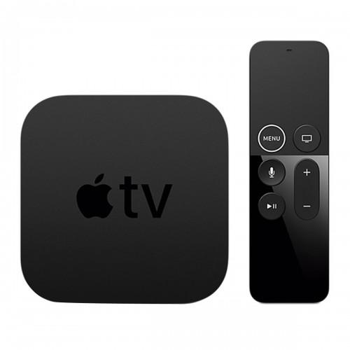 Apple TV 32GB, 4K Ultra HD, Negro
