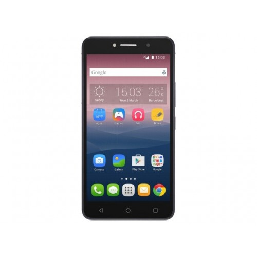 Movil Alcatel Pixi 4 2017 6 1GB de RAM 8GB de Memoria Interna 3G Black