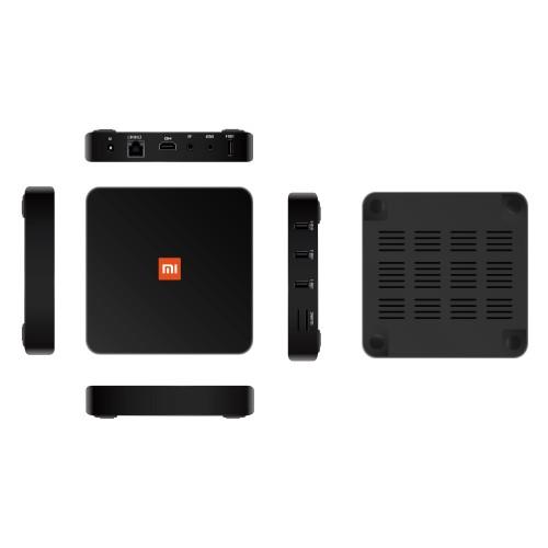 MI Android Tv Box  4K 8Gb 1Gb
