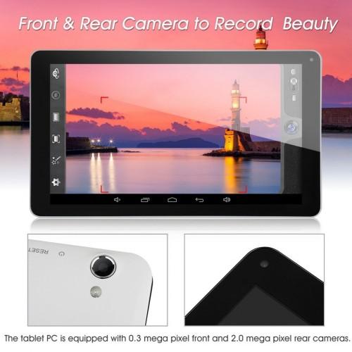 "Tablet Excelvan BT-M1009B - 10.1"" (Android 5.1, 16GB ROM, Wifi, Bluetooth 4.0 Blanco)"