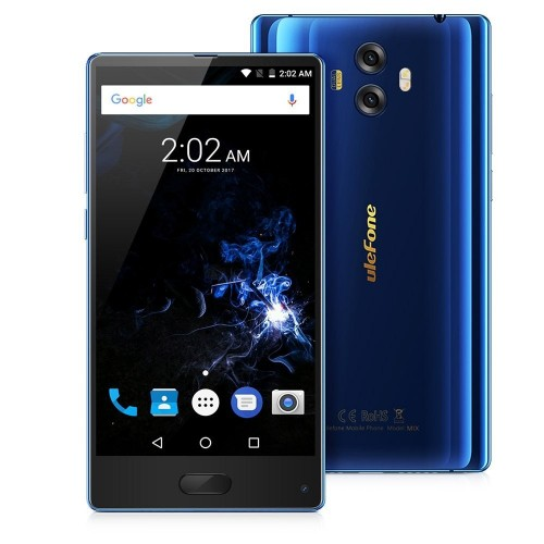 MOVIL ULEFONE MIX 5.5 4GB 64GB BLUE
