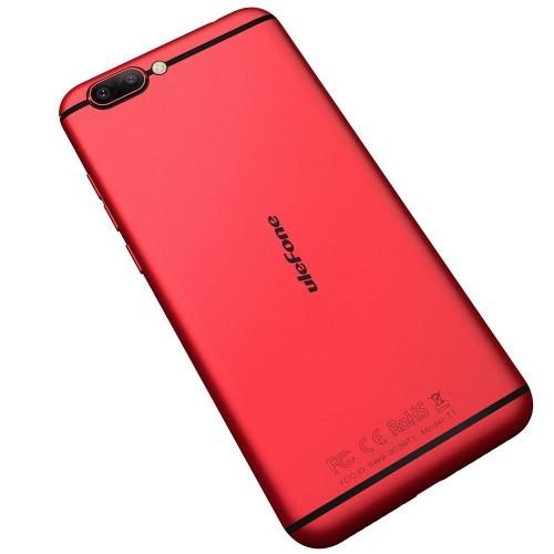 MOVIL ULEFONE T1 5.5 6GB 64GB RED