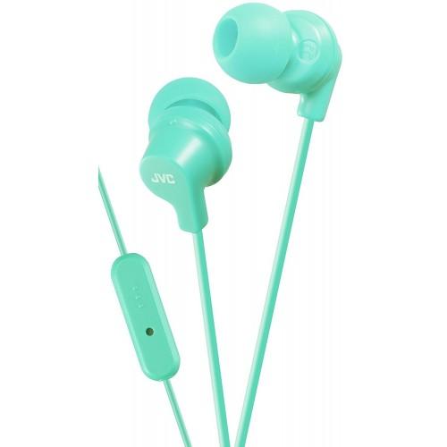 Auriculares JVC HA-FR15-Z MP3 MIC Menta