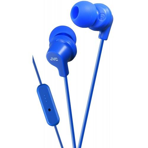 Auriculares JVC HA-FR15-A MP3 MIC Azul