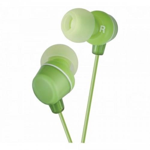 Auriculares JVC HA-FX23-G MP3 Verde