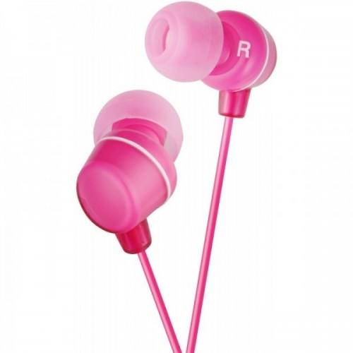Auriculares JVC HA-FX23-P MP3 Rosa