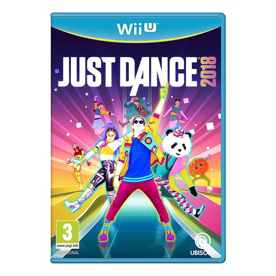 Juego Wii U Just Dance 2018