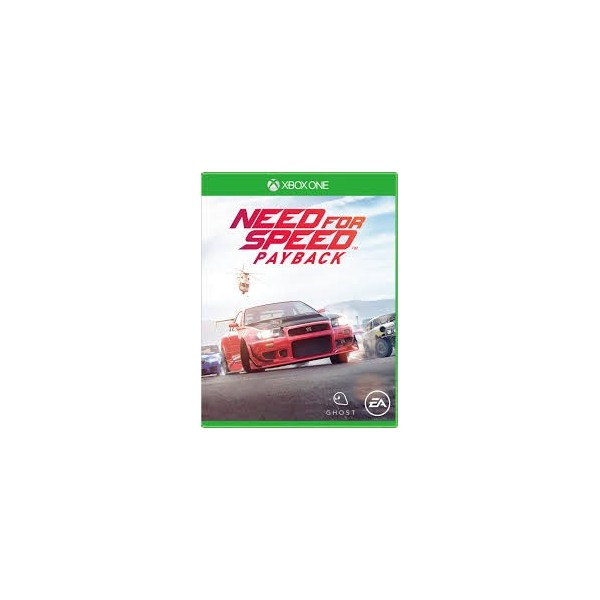 Juego Xbox One Need For Speed Payback