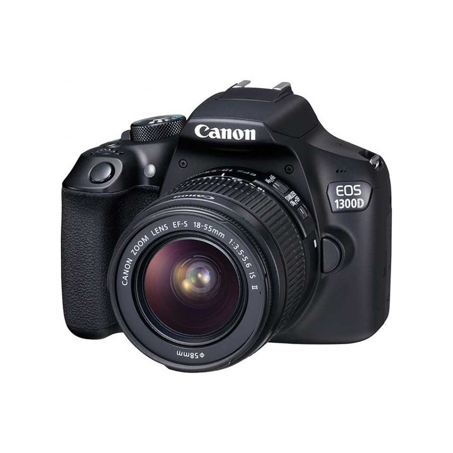 Camara Canon Eos 1300D Power Kit EF-S 18-55MM