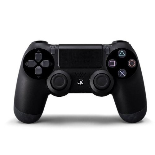 Mando Sony Ps4 Dualshock 4 Negro