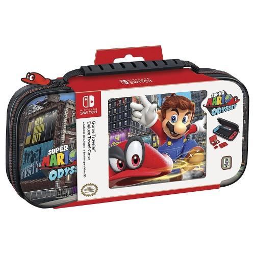 Accesorio Nintendo Switch Traveler Deluxe Mario Odyssey