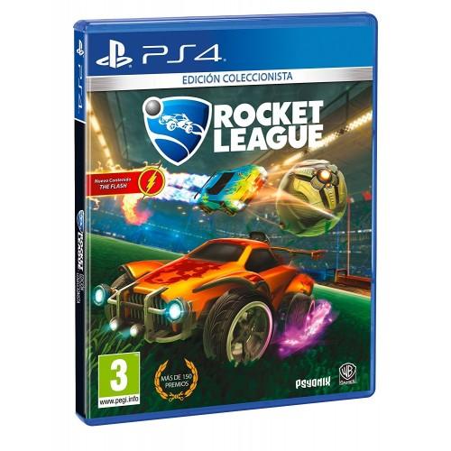 Juego Ps4 Rocket League Edición Coleccionista