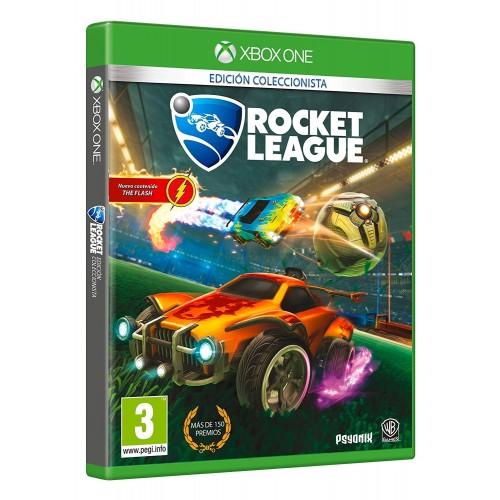 Juego Xbox One Rocket League Edición Coleccionista