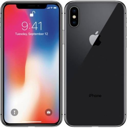 Apple iPhone X 64GB MQAC2QL/A Gris Espacial