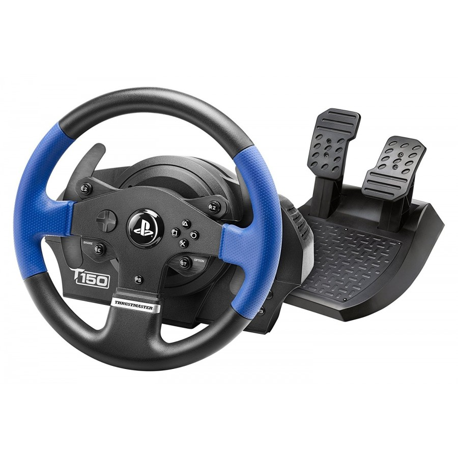 Volante Thrustmaster Ps4 Force Feedback T150