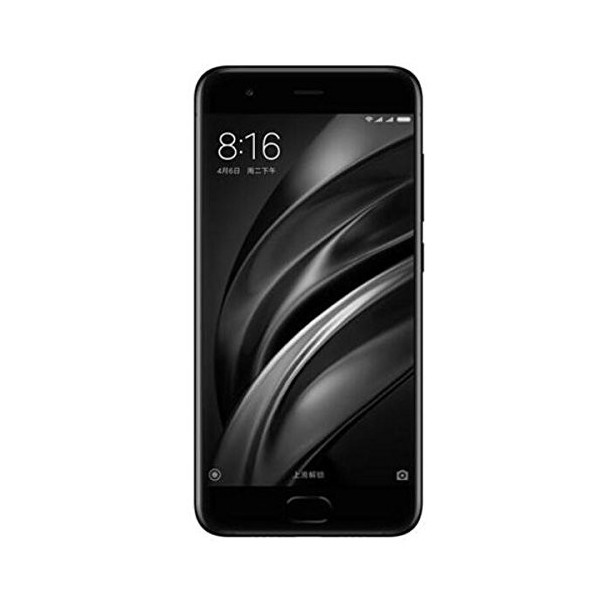Movil Xiaomi Mi6 6GB 64GB 5.15 Negro