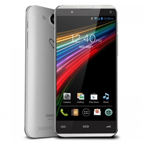"Móvil Energy Sistem Phone Pro Qi 5"" Octacore con 32GB de almacenamiento, 2GB RAM Blanco"