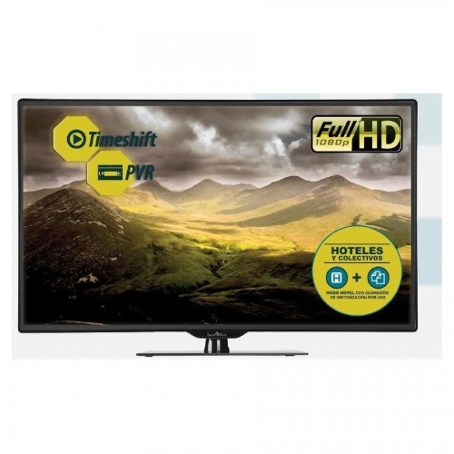 """Television Smart Tech 40"""" Fhd Usb Le4018"""