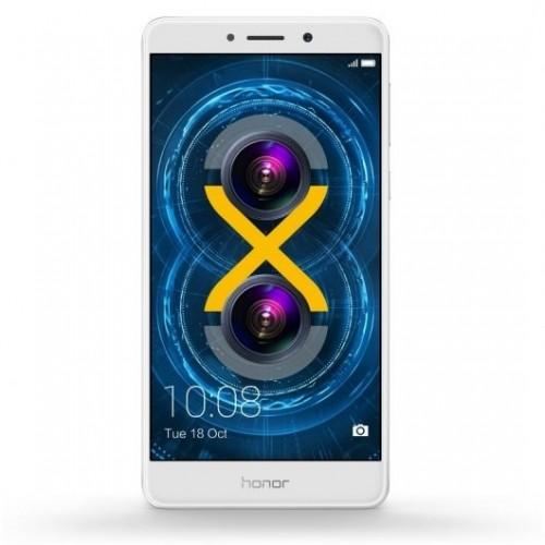 """Móvil Huawei Honor 6X, Pantalla De 5.5"""",de 32GB, 3GB de RAM,,con cámara de 12,2 Mpx, Color Oro"""