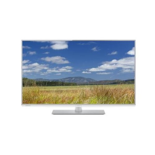 """TV Panasonic TX-L42E6E, 42"""" Smart, Wifi, 100 MHZ, LED, Full HD y color Plata"""